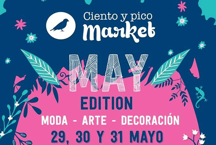 Ciento y Pico Market May Edition