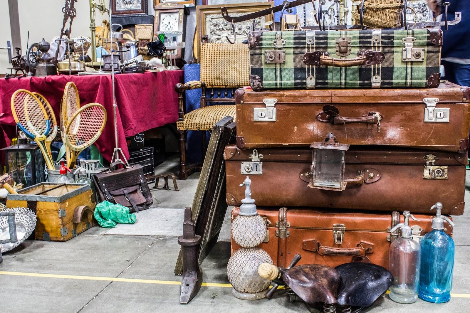 La feria desembalaje madrid regresa con su toque vintage for Feria decoracion madrid