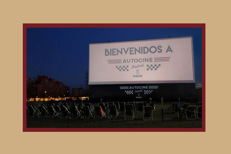 Autocine Madrid Race